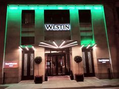 We have turned our lights green again for Happy St Patrick's Day from Dublin! Visit Dublin, Dublin City, Happy St Patricks Day, Luxury Accommodation, Lights, Green, Lighting, Rope Lighting, Candles