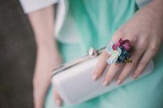 Bague #fleur de Magaela sur DaWanda.com #Flower