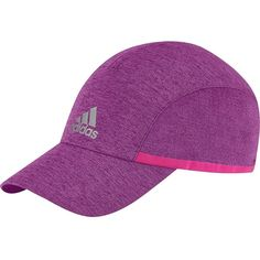 adidas Run Climachill Cap ($20) ❤ liked on Polyvore featuring accessories, hats, adidas hats, adidas, sport hats, sports cap and sports hats