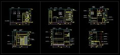 ★【Children's Room Design Template 】★-CAD Library | AutoCAD Blocks | AutoCAD Symbols | CAD Drawings | Architecture Details│Landscape Details