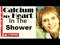 Calcium ~ The Heart ~ Shower Water, Magnesium Oil ~~~Nancy