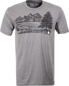 HippyTree Evergreen T-Shirt - Men's Clothing > Shirts > T-Shirts > Short Sleeve T-Shirts
