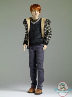 Harry Potter Deathly Hallows Ron Weasley Doll by Tonner | Man of ...