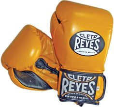 CLETO REYES UNIVERSAL TRAINING GLOVE: Yellow. These gloves are manufactured using the best quality leather and materials. http://www.boxfituk.com/cleto-reyes-universal-training-glove-yellow.ir