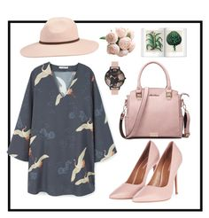 """tender"" by dareenka ❤ liked on Polyvore featuring MANGO, Topshop, Billabong and Olivia Burton"