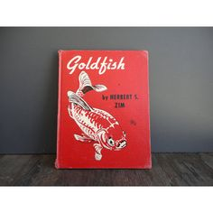 1947 Childrens Pet Care Book  Goldfish by by JustSmashingDarling, $14.00