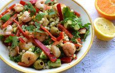 Vandaag staat er een heerlijke, goed vullende salade voor jullie klaar. Ik had dit laatst gemaakt toen mijn vriendin Lobke kwam lunchen en we hebben echt zitten smullen. Een tijd geleden kreeg ik eens