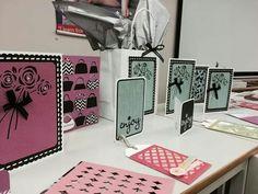 CTMH Artfully Sent cards
