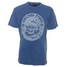 Volcom Crossover SS tee-shirt junior true blue washed 28,00 € #volcom #volcomstone #skate #skateboard #skateboarding #streetshop #skateshop @PLAY Skateshop