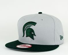 Michigan State Spartans New Era 9Fifty