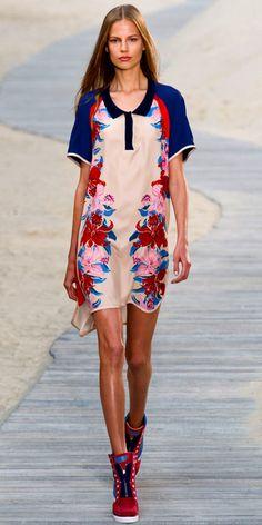Tommy Hilfiger - Runway Looks We Love: Tommy Hilfiger - Fashion Week Spring 2014 - Fashion - InStyle