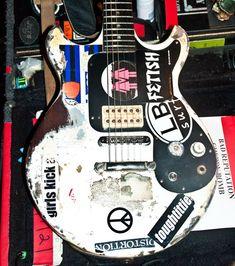Joan Jett's Gibson Melody Maker