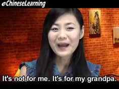 Grandparents in Mandarin Chinese: Know the Difference from English! - YouTube