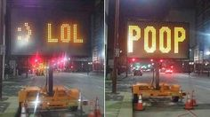 Craziest Roadside Signs Hacked