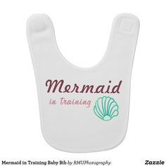 Get Mermaid Baby kids' clothing at Zazzle. Perfect for your children. Keep them looking stylish with Zazzle! Baby Mermaid Outfit, Mermaid Baby Showers, Baby Shower Supplies, Chubby Cheeks, Baby Safe, Christmas Card Holders, Baby Bibs, Keep It Cleaner, Kids Outfits