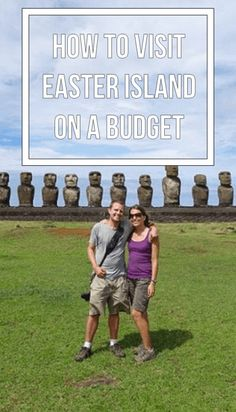 Easter Island on Pinterest