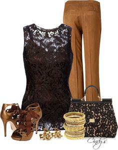 """""""Lace and Bows"""" by cindycook10 ❤ liked on Polyvore"""