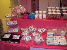 Craft Show Display 2011 by SudsNSuch, via Flickr