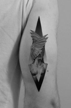 Black Ink Tattoos, Mini Tattoos, Love Tattoos, Body Art Tattoos, Tattoos For Guys, Small Tattoos, F Tattoo, Doodle Tattoo, Leg Tattoo Men