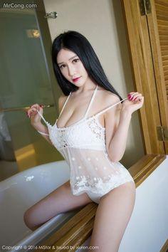 MiStar Vol.074: Người mẫu Yu Ji Una (于姬Una) (61 ảnh)