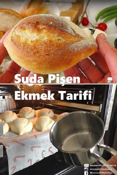 Recipe for Baked Bread - Pastry Pastry Recipes, Bbq Grill, Bread Baking, Bon Appetit, Finger Foods, French Toast, Dinner Recipes, Food And Drink, Healthy Recipes