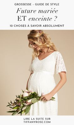 Nanger Spitze Mutterschaft Hochzeitskleider Schwanger mit Halb /Ärmel Brautkleider Wedding Dress Pregnant