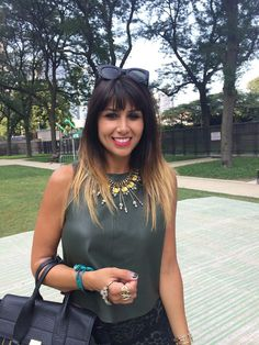 The Most Beautiful Street Style Babes at Lollapalooza 2014: Lollapalooza officially kicked off this weekend in Chicago's Grant Park, and the Midwestern ladies are bringing their best beauty style to the festival scene.