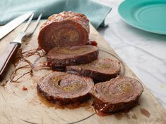 Braciole recipe from Giada De Laurentiis via Food Network