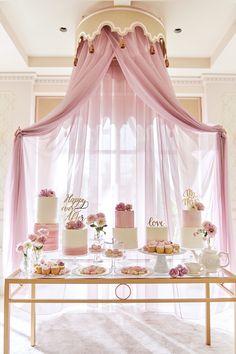 Gold Wedding Colors, Gold Weddings, Dessert Buffet, Wedding Coordinator, Wedding Ceremony, Rose Gold, Pink, Birthday, Wedding Gold