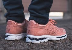 """#sneakers #news Ronnie Fieg Bringing Back """"Salmon Toe"""" And """"Militia"""" For His Legends Day ASICS Collaboration"""