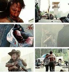 {Walking Dead} :,(