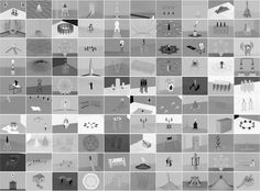Francisco Larios Osuna TWIN EARTH 501-600 Drawings H6.5 x W8.85 In Archival print 1OO% cotton, 19OGSM