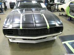 Detroit Speed, Inc. - Projects - Angelo Vespi's 1969 Camaro