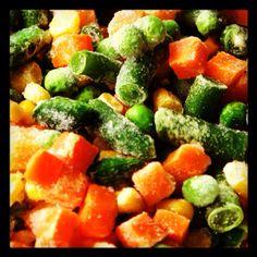 23. vegetables