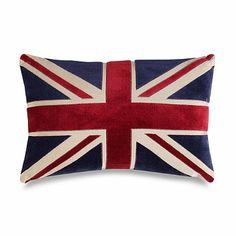 Here's a Sherlock replica set piece I can afford: Union Jack 20-Inch Decorative Toss Pillow - BedBathandBeyond.com