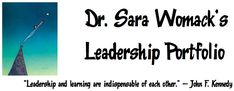 School leadership portfolio