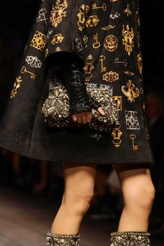 Dolce & Gabbana Ready To Wear Fall Winter 2014 Milan