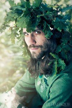 The Green Man - Lunaesque Creative Photography