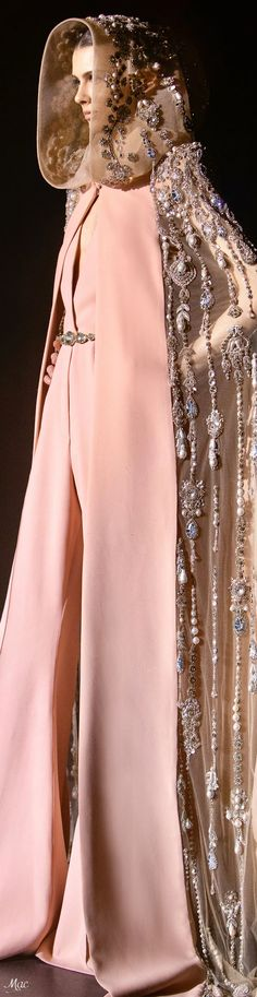 Spring 2021 Haute Couture Elie Saab Elegant Dresses, Formal Dresses, Elie Saab Spring, Elie Saab Couture, Ellie Saab, Peach Colors, Fashion Sketches, Beautiful Outfits, Evening Gowns