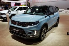 Suzuki Vitara restylé : infos et photos officielles au Mondial Auto 2018 Crossover Cars, Occasion, Cars And Motorcycles, Bike, Accessories, Home, Rolling Carts, Cars, Japanese Language