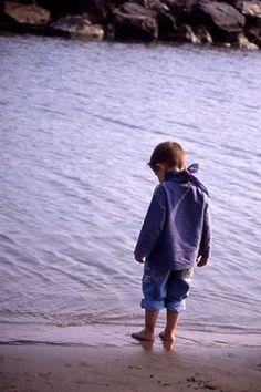 il mare bambino