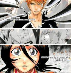 Ichigo x Rukia bleach