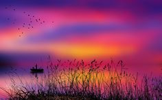 At fishing by Bucco Costel on Northern Lights, Fine Art, Fishing, Nature, Photography, Travel, Photos, Naturaleza, Photograph