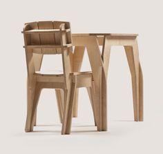 Mrs SHOPFITTER: APTEK Bar by Lesha Galkin #furniture