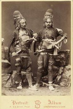 Two Bashi Bazouks (Pharyah)