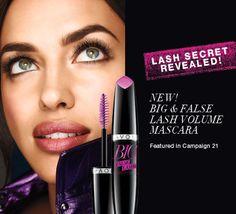 Avon Big False Lash Mascara, our secret is out! Get yours on sale now. https://shopwithsandy.avonrepresentative.com