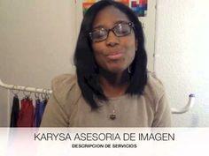 Servicios ofrecidos Karysa Asesoría de Imagen para descubrir tu propio estilo.