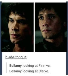 Image via We Heart It https://weheartit.com/entry/158502517/via/24415140 #love #the100 #bellarke