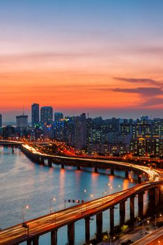 See Seoul by night from the air and water with a Namsan cable car ride to N Seoul Tower followed by a Han River cruise.