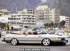 not , Saab 900 Turbo modified by octagonalpaul on DeviantArt